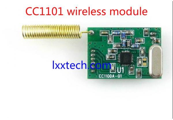 2pcs nRF24L01 24GHz Wireless Transceiver in
