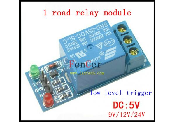 Relay amp Relay Module 1road relay module expansion board